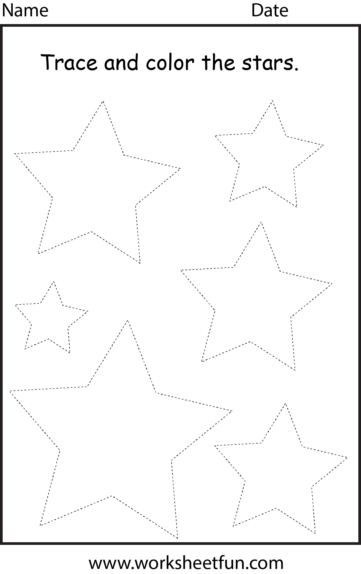 printable cresent shapes coloring pages - photo#35