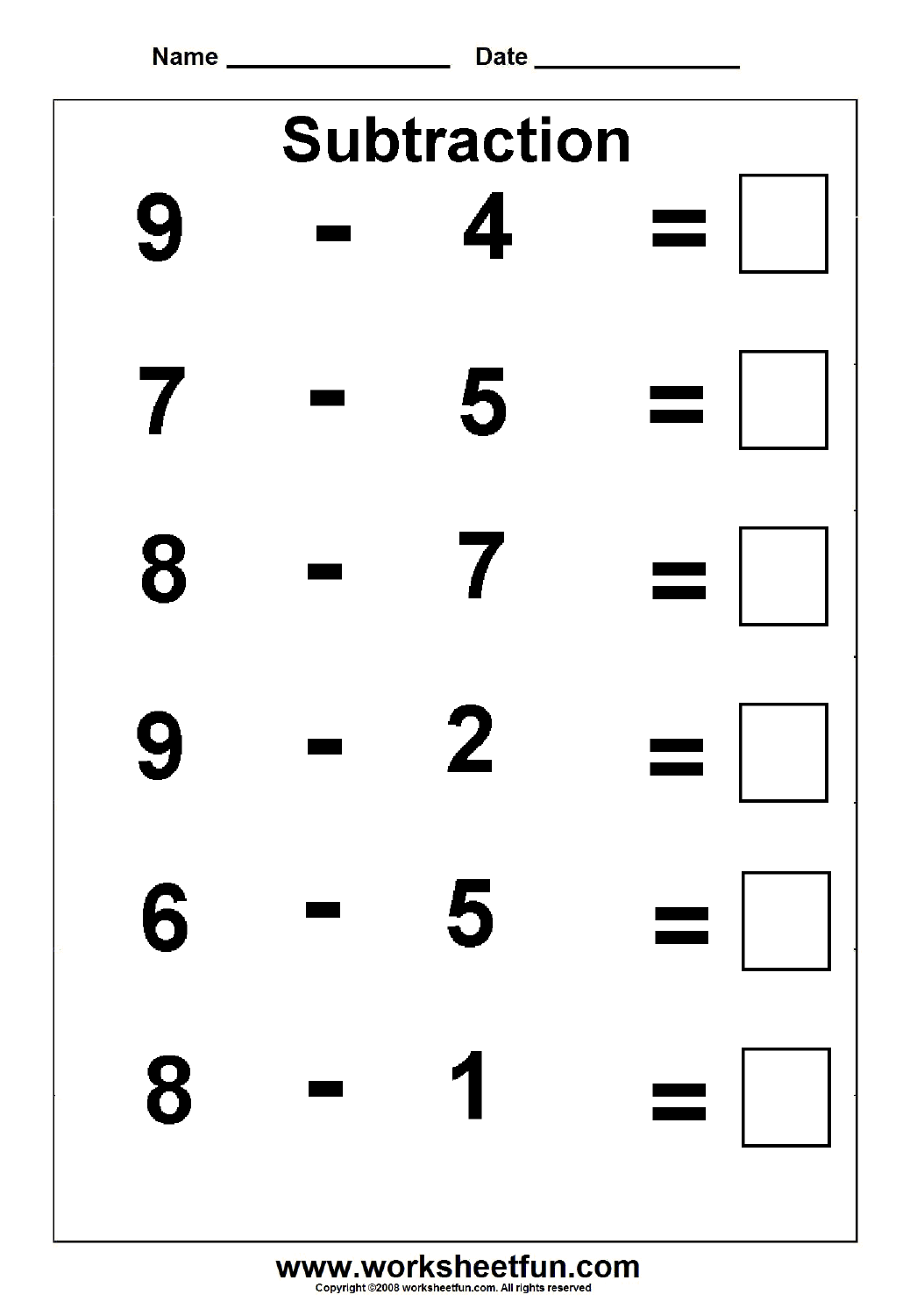 Worksheet Kindergarten Math Work Sheets kindergarten math worksheets addition and subtraction abitlikethis 3 free printable