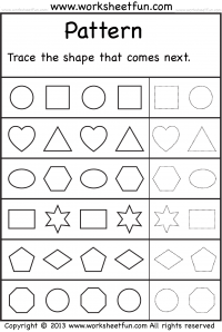 Worksheets Pre Kindergarten Printable Worksheets preschool worksheets free printable worksheetfun worksheet