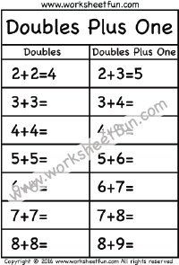First Grade Worksheet